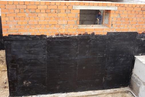 Профиль герметизация стыков при установке
